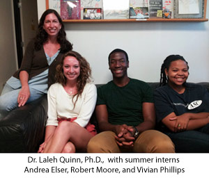 Chiba lab summer interns