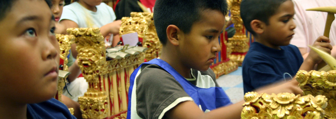 The Gamelan Project
