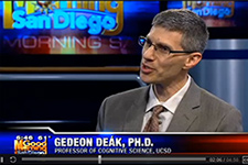 Dr. Deak on KUSI